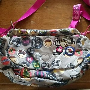 Harajuku Lovers shoulder bag